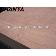 Placa de contraplacado comercial / contraplacado de madeira de 16mm