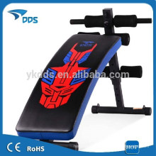 NEUE Sit Up Bank verstellbare Neigung Rückgang Slant Board Ab Crunch Crunches-Training