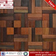 nuevo diseño producto baño pared madera mosaico