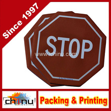 Road Sign, Stop Sign Sticky Note, Write Your Own Messages for Fun or Work (440052)