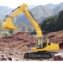 Máquina escavadora do preço inferior 21 toneladas à venda