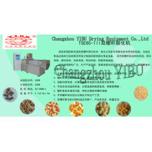 The Lab twin screw extruder for testing