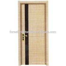 Puerta melamina Interior impermeable elegante