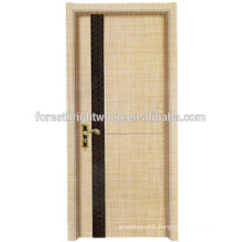 Stylish Waterproof Interior Melamine Door