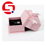 Paper jewelry boxes wholesale