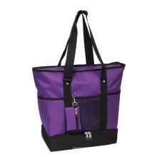 600d Oxford Large Capacity Eco Friendly Durable Handbags Beach Tote Bag Function Shopping Bag