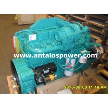 4-тактный дизельный двигатель Cummins (4B3.9-G1 / G2)