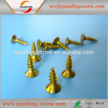 China wholesale market flat head cut point chipboard screw
