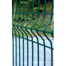358 Clôture de haute sécurité