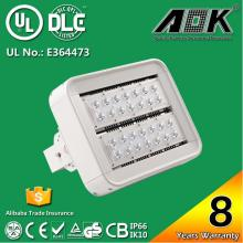 8 Years Warranty UL cUL Dlc CE RoHS SAA CB Approved Outdoor LED Flood Light 100W