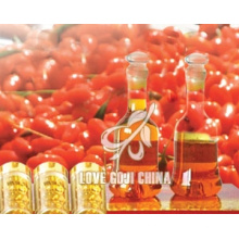 Óleo de semente de Goji / óleo de semente de Wolfberry