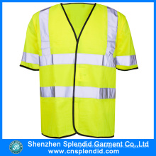 Custom High Visibility Safety Vest Cheap Workwear for Men