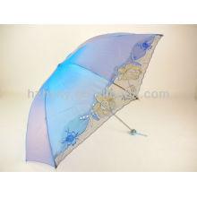 Farbe ändern Stoff Schirm