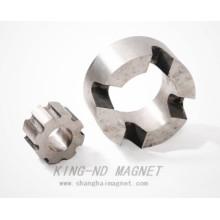 Магнит AlNiCo / постоянный магнит / магнит / магнит сопротивления высокой температуры для обучения / литой AlNiCo / спеченный AlNiCo