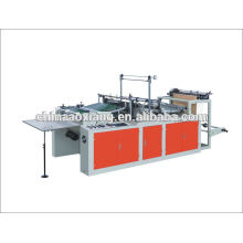 Computer control rolling T-shirt & flat bag making machine non woven bag making machine price