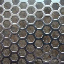 1.5mm Hexagonal Hole Perforated Sheet