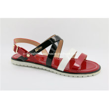 Latest Fashion Lady Flat Sandals