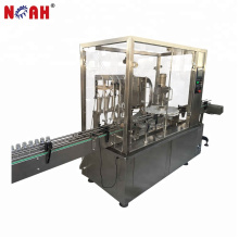 FCM 4/1 Fruits Juice Drinking Water Filling Machine