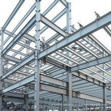 Bâtiment intégral en acier fabriqué en Chine