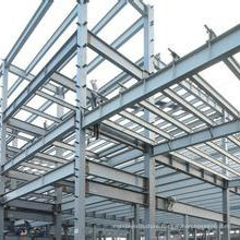 Compretitive Steel Strucre Building Made in China