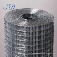 Construcción de paneles de malla de alambre soldada 4x8
