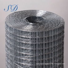 Best Price Galvanized Welded Wire Mesh Roll For Fence Panel