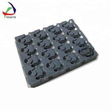 Blister en plastique pour le conditionnement des pièces de quincaillerie