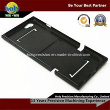 Подвергать механической обработке прототипа CNC мобильный телефон с анодированного алюминия