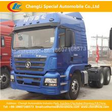 Shancman 6X4 375HP Towing Tractor Head Truck