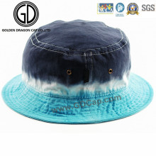 2016 New Fashion Design Colorful Tie Dyed Bucket Hat