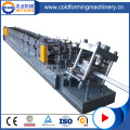 Quickly Interchangeable C Z Channel Purlin Roll Forming Machine