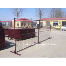 temporary construction fence(factory)