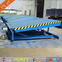 rampas de descarga de camiones rampas de carga hidráulicas nivelador de muelle de caballos en promoción