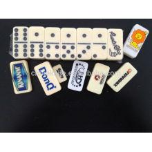 logo domino kids dominó juego de juguete domino