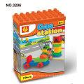 Meninos e meninas brinquedos educativos blocos de construção