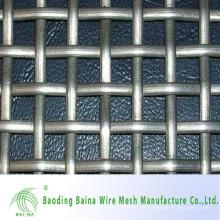 Malla de metal prensado de acero inoxidable