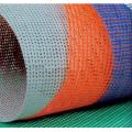 Tissu en fibre de verre tissé pour l'imperméabilisation