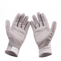 Food Grade HPPE Anti Cut Resistant Level 5 Kitchen Safety Work Gloves