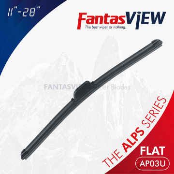 Las Series Alpes Retro-Fit Best Soft Wiper Blades