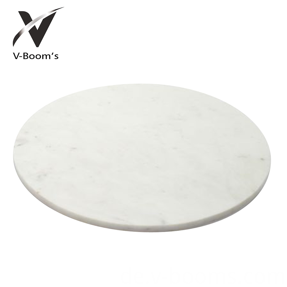 Large Marble Pastry Board