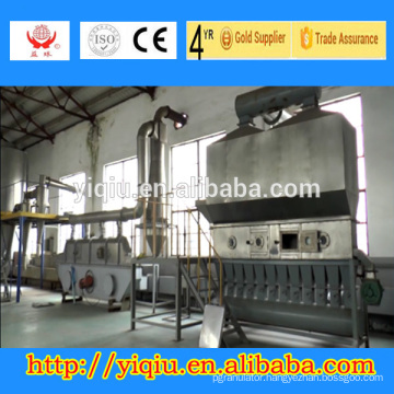 solid drink High-efficient Fluid bed dryer