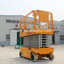 14m China Spirit Electric Self Propelled Scissor Lift