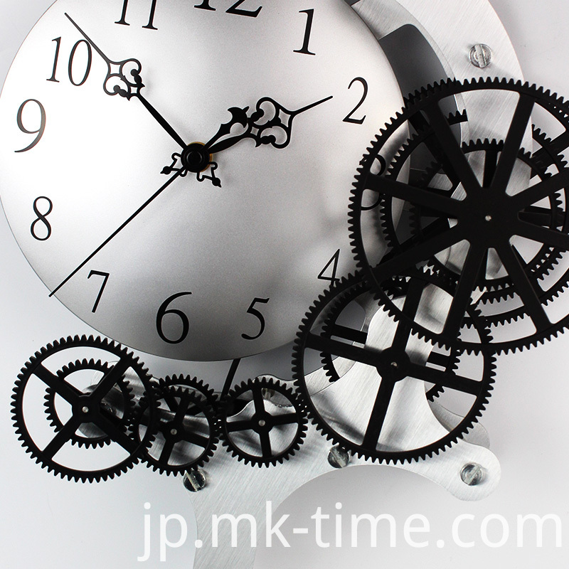Big Clock Wall Decor