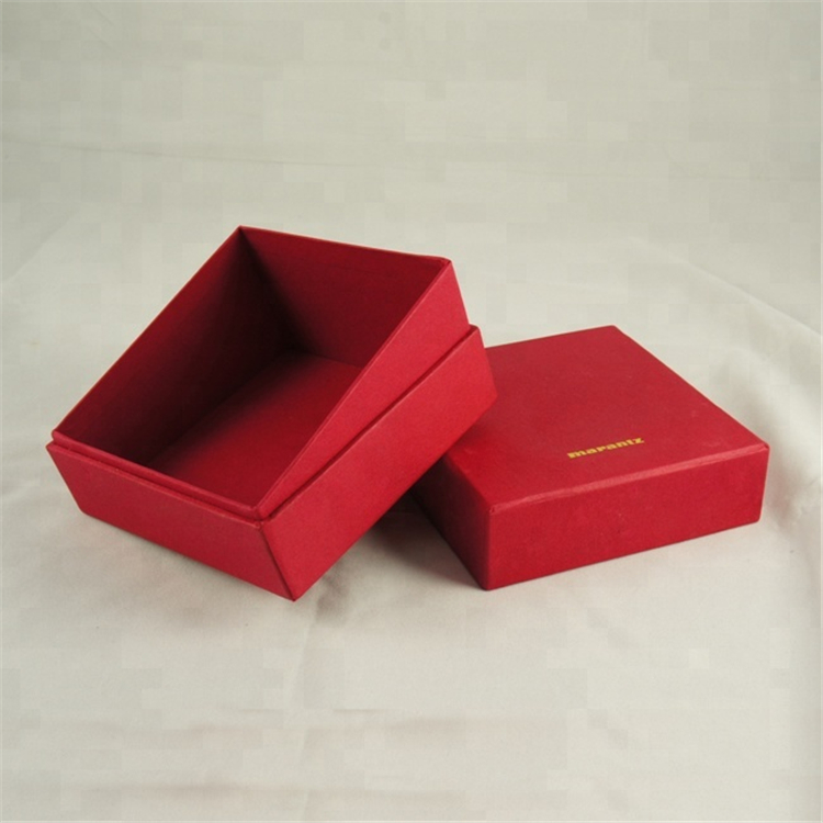 Custom Logo Paper Wedding Jewelry Ring Box5