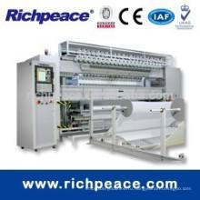 Промышленная компьютеризированная многоигольная стегальная машина Richpeace с челноком
