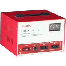 Chine SVC 1500VA Stabilisateur basse tension et fréquence TND 1500VA Prix