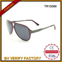Gafas de sol de Tr90 promocionales personalizados para los hombres
