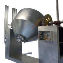 Sécheur sous vide rotatif à double conique basse température