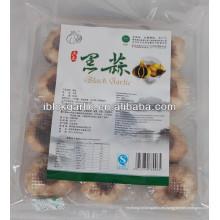Ajo negro envejecido orgánico de China 500g / bag 2016