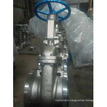 Stainless Steel Gate Valve with Flange (Z41)